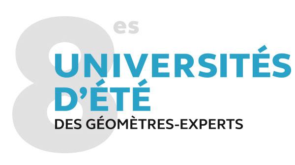 Universités d'été géometres experts